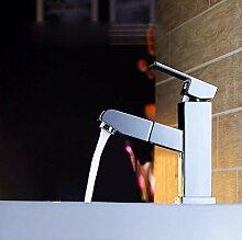 MDRW-Badezimmer Accessoires WasserhahnZiehen Sie Die Küche Küche Tippen Sie Auf Tippen Sie Auf Tippen Können, Ziehen Sie Die Gestreckten Bibcock Wasser Gemischt Werden.