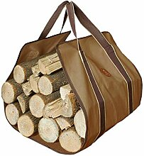 mdstop Log Tasche, Fire Wood Outdoor-Brennholz