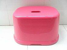 MDUQ Toilettenhocker Kinder Kunststoff Hocker