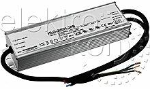 Meanwell HLG-240H-24B LED-Einbaunetzteil 24Vdc / 10A / 240W / IP67 / F- Zeichen / Serie B mit Dimmfunktion [Qualitätsprodukt]