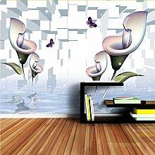 Meaosy 3D Backstein Tapete Für 3
