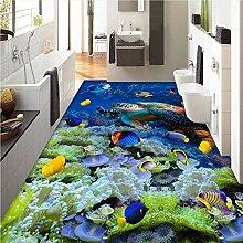 Meaosy Benutzerdefinierte 3D Wandbild Boden
