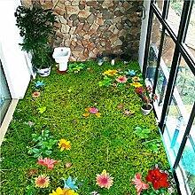 Meaosy Benutzerdefinierte Pastoralen Blumen 3D