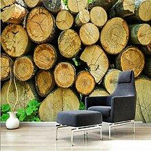 Meaosy Nostalgie Holz Wandbild Tapete Für Wände