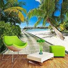 Meaosy Strand Meer Ansicht Fotografie Hintergrund