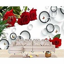 Meaosy Tapete Für Wände 3 D Mode Erweiterte