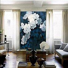 Meaosy Tapete für Wände 3 d Moderne chinesische