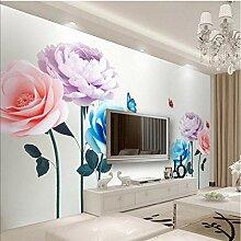 Meaosy Tapete für Wände 3 d Moderne