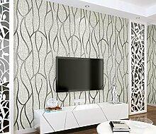 Meaosy Tapete, modern, 3D, minimalistisch, mit