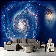 Meaosy Universum Sternenhimmel Fototapete