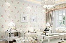 Meaosy Wallpaper Drucken Non-Woven Wohnzimmer