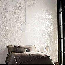 Meaosyy Einfache feste Tapete für Schlafzimmer
