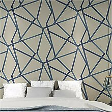 Meaosyy Metallic Geometric Tapete Für Wände