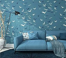 Meaosyy Tapete Für Wände In Rolle Seagull Bird