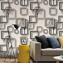 Meaosyy WhiteModern 3d Tapete Für Wohnzimmer