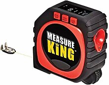 Measure King, 3-in-1 Digitales Maßband, digitaler