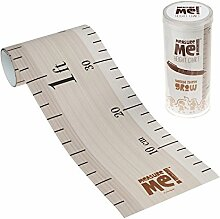 Measure Me! Rollbare Messlatte für Kinder,