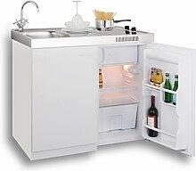 MEBASA MK0006 Singleküche, Miniküche 100 cm