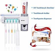 Meco Zahnbürstenhalter für das Badezimmer,