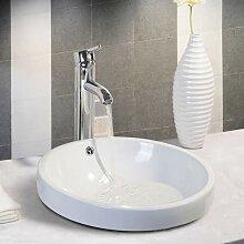 Mecor Rund Waschbecken-9300 Design Waschschale