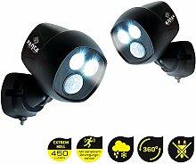 Mediashop Panta Safe Light 2 Stück LED