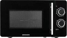 MEDION 2in1 Mikrowelle mit Grill (20 Liter, 700