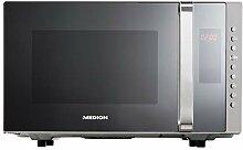 MEDION 3-in-1 Mikrowelle mit Grill und Heißluft