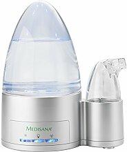 Medisana Medibreeze Intensiv Luftbefeuchter, Wassertank 680ml, Ultraschall-Technologie