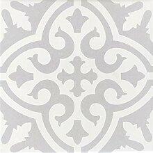 Mediterrane Keramik-Fliesen Daris 20 x 20 cm 1 qm