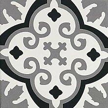 Mediterrane Keramik-Fliesen Diala 20 x 20 cm 1 qm