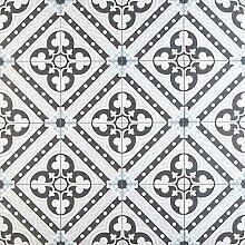 Mediterrane Keramikfliesen Makadi 20 x 20 cm 1 qm
