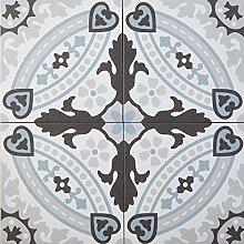 Mediterrane Keramikfliesen orientalisch Esila 20 x