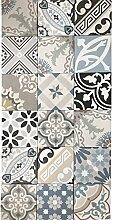 Mediterrane Keramikfliesen Patchwork 20 x 20 cm