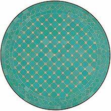 Mediterraner Gartentisch M60-11 marokkanischer