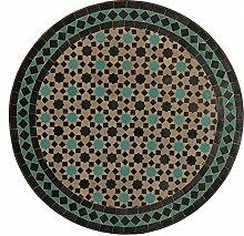 Mediterraner Gartentisch M60-42 marokkanischer