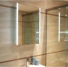 Medizinschrank Xenon mit LED Beleuchtung HIB