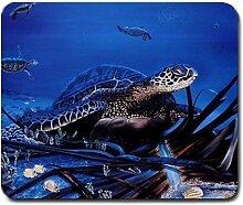 Meer Schildkröte groß Mousepad Mauspad tolle Geschenkidee