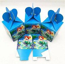 Meerjungfrau Party Supplies Tischtuch Cartoon