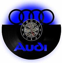 Meet Beauty Audi Auto LED Lampe Vinyl Record