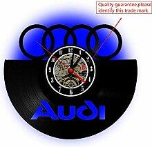 Meet Beauty Ding Audi Auto LED Lampe Vinyl Record