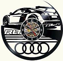 Meet Beauty Ding Audi Car Schallplatten Stille