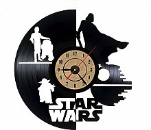 Meet Beauty Star Wars Wanduhr, Motiv Death Star,