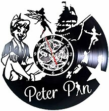 Meet Beauty Walt Disney Wanduhr Peter Pan aus