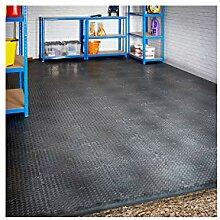 Mega Deal - PVC Garagenboden + Rampen 3 x 6m