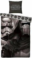 Megacoole Star Wars Bettwäsche 135x200cm 80x80cm