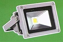 Megaprom 10W LED Mini Flutlicht Baustrahler Lampe