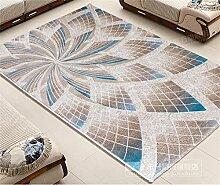 MEHE HOME- Lembongan Abstraktion chinesischen Stil Modern Fashion Wohnzimmer Sofa Schlafzimmer Bettvorleger