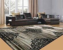 MEHE HOME- Moderne minimalistische Schlafzimmer Nacht Wohnzimmer Rechteck Teppich