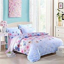Mehrfarbig Bedruckte Bettbezüge für Pflanzen und