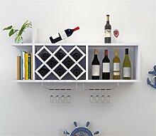 Mehrfarbig Optional Weinschrank Wandbehang